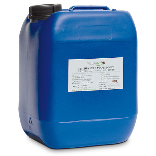 NBS insect repellent Jerrycan 5 litres